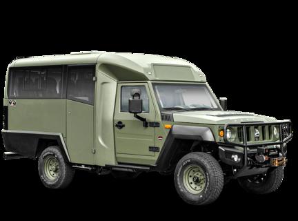 AM200 4x4 Microbus